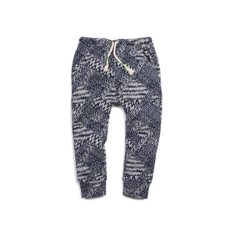 Egg Chase Pant Navy
