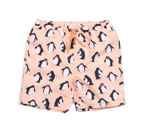 dc3cd9673e Egg Drake Swim Trunk Sorbet Penguin Trunks