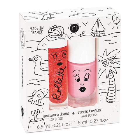 Nailmatic - Rollette Nail Polish Duo Set