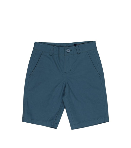 Tooby Doo Boys Shorts Steel Blue