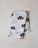Little Unicorn Classic Cotton Swaddle Single