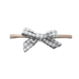 Baby Bling Bows Skinny Cotton Bow