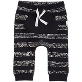 MB Homegrown Hero  - Black Knit Pant
