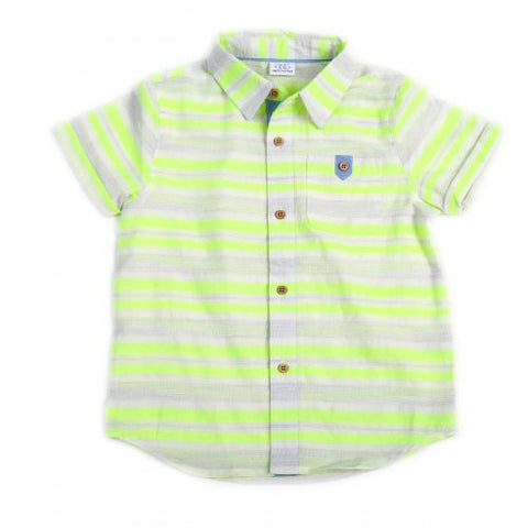 Egg Adrian Shirt Lime