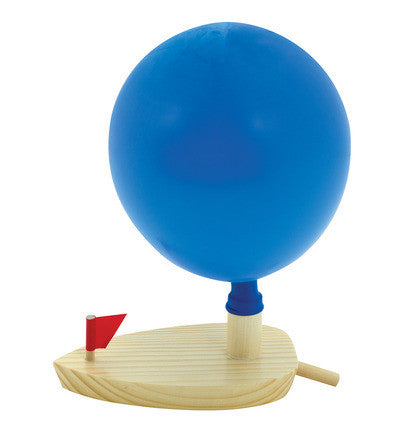 Schylling Balloon Power Boat