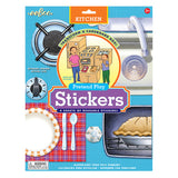 eeBoo Pretend Play Stickers -Various