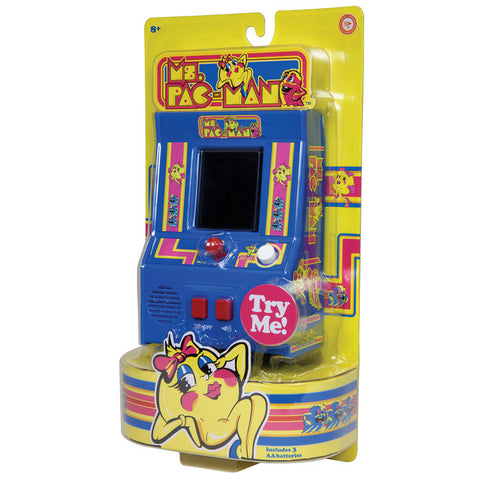 Schylling Ms Pac Man Arcade Game