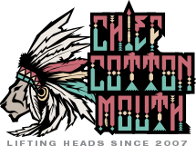 Chief Cottonmouth Logo