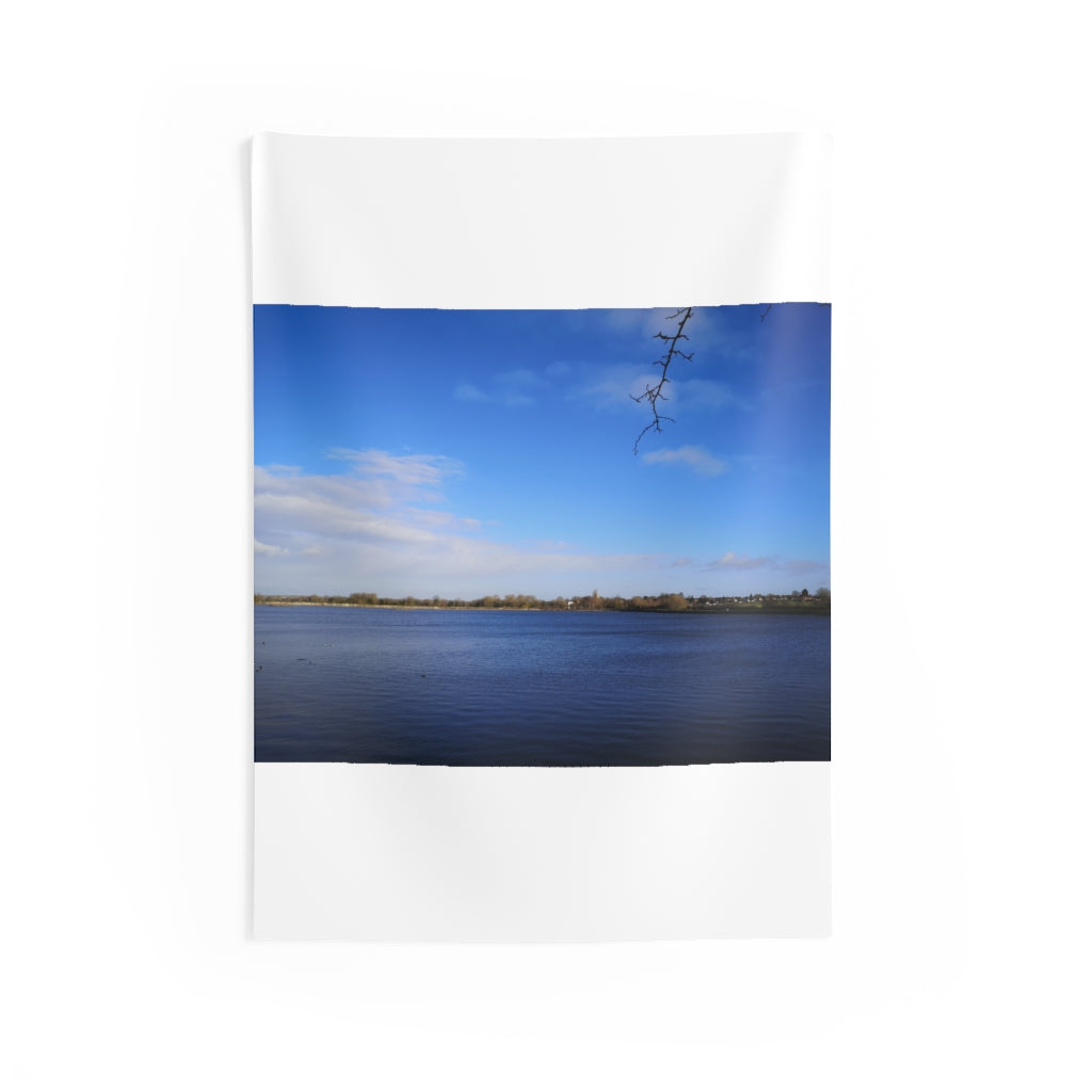 Tring Reservoir  Wall Tapestries