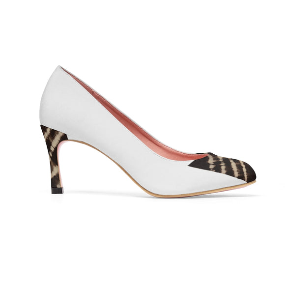 Zebra+++ Women's High Heels