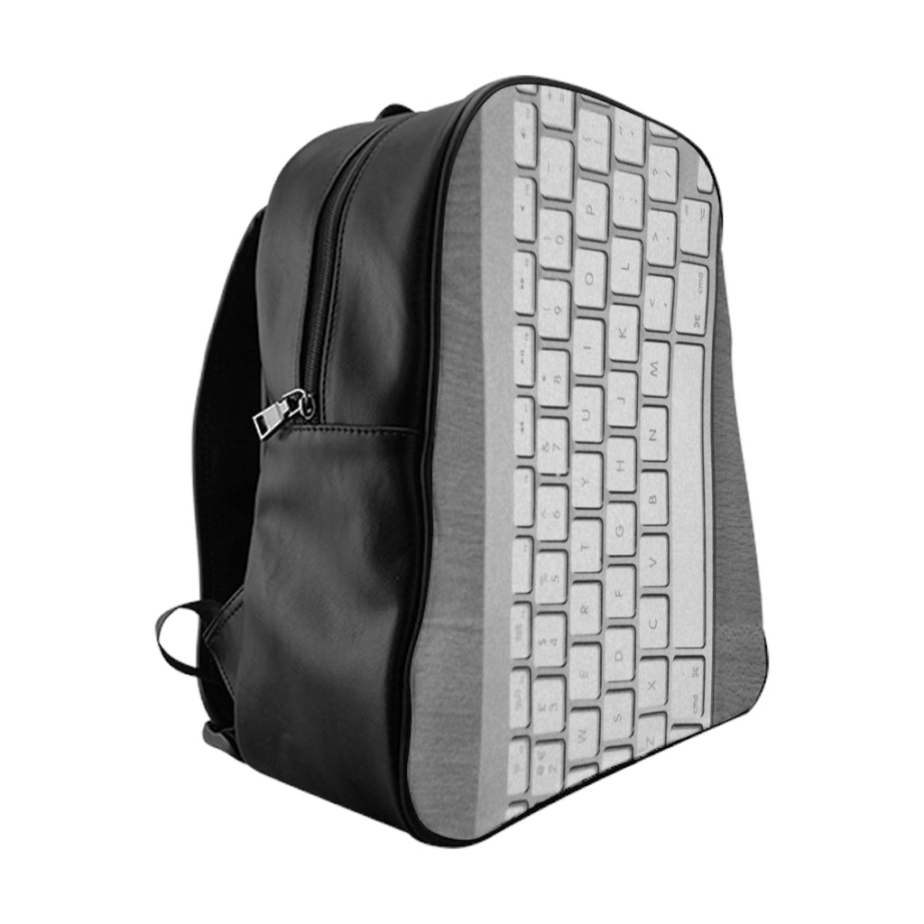 Keyboard School Backpack