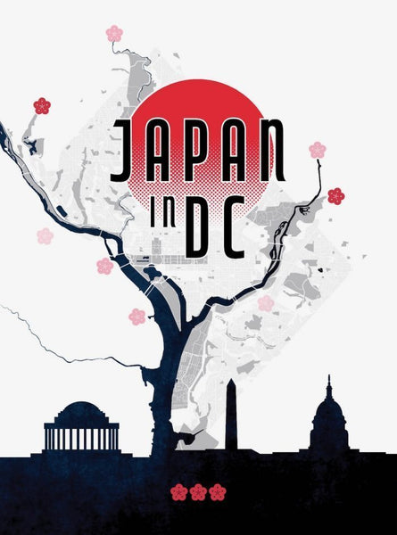 Japan in DC Book (proceeds benefit Globalize DC)