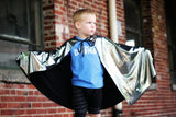 Super Cape - Black Silver