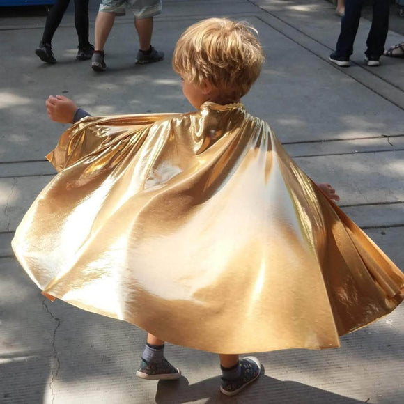Super Cape - Gold