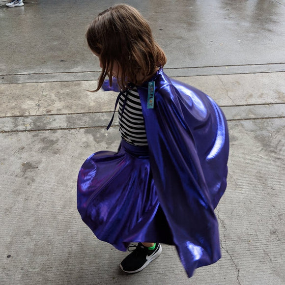 Super Cape - Purple