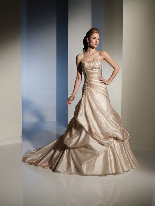 Y21140 Sophia Tolli wedding Dress