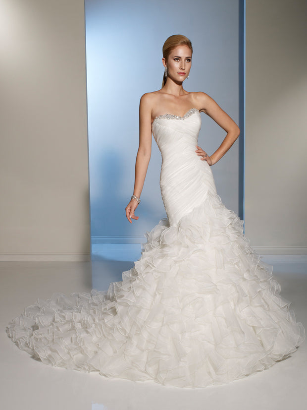 Y11212 Sophia Tolli wedding Dress
