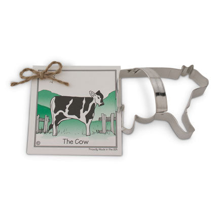 Ann Clark Cow Cookie Cutter