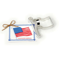 Ann Clark Flag Cookie Cutter