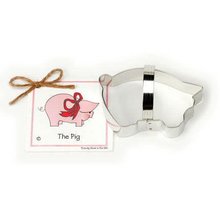 Ann Clark Pig Cookie Cutter
