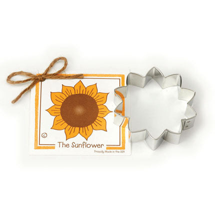 Ann Clark Sunflower Cookie Cutter