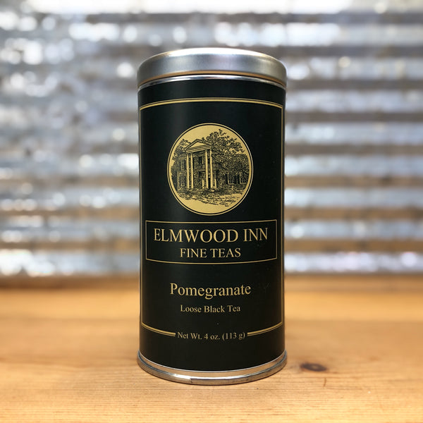 Elmwood Inn Fine Tea - Pomegranate - Black