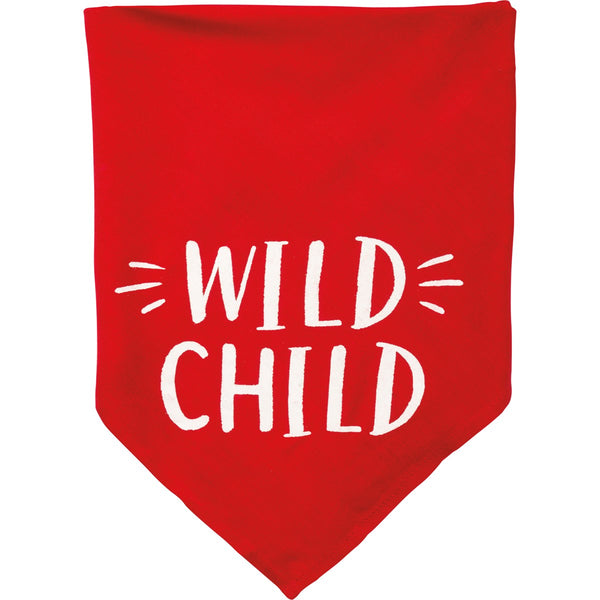 Pet Bandana - Wild Child