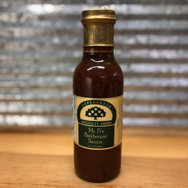 Applecreek Mr B's Barbeque Sauce