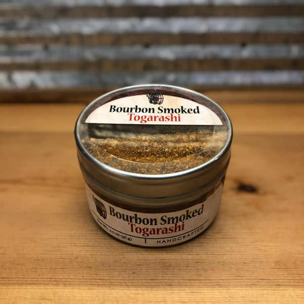 Bourbon Barrel Foods Bourbon Smoked Togarashi
