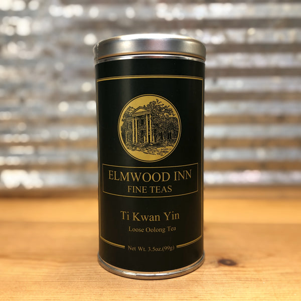 Elmwood Inn Fine Tea - Ti Kwan Yin - Oolong
