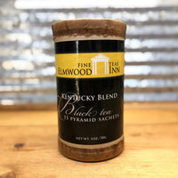Elmwood Inn Fine Tea -  Kentucky Blend - Black Sachets