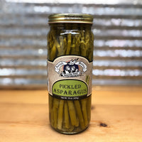 Amish Wedding Pickled Asparagus