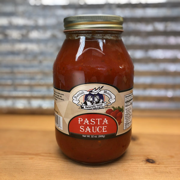 Amish Wedding Pasta Sauce