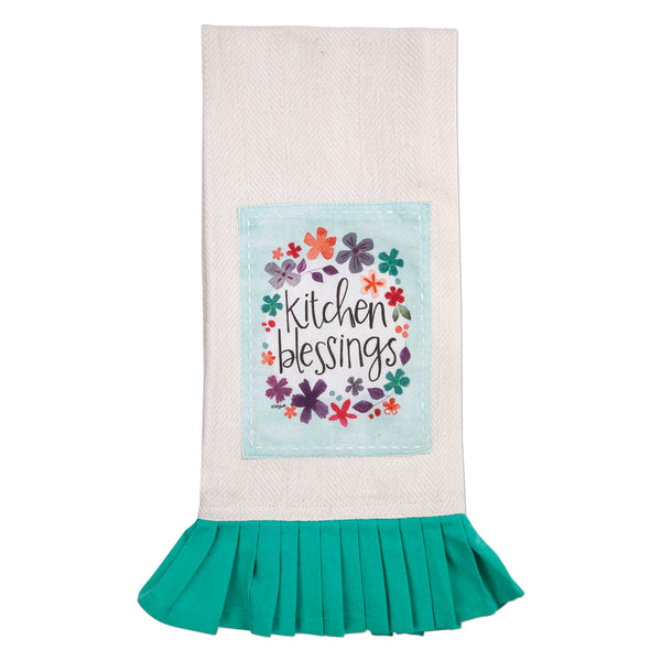 Kitchen Blessings Tea Towel