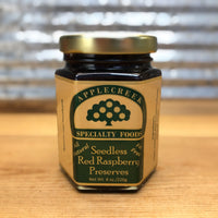 Applecreek Seedless Red Raspberry Preserves