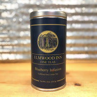 Elmwood Inn Fine Tea - Blueberry Infusion - Herbal Caffeine Free