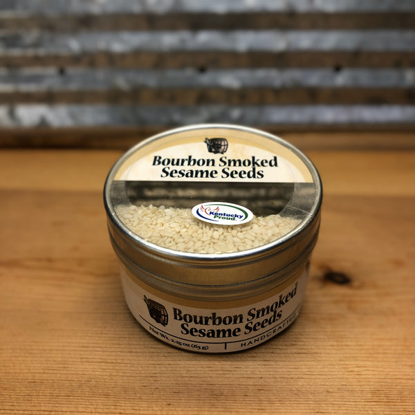 Bourbon Barrel Foods Bourbon Smoked Sesame Seeds