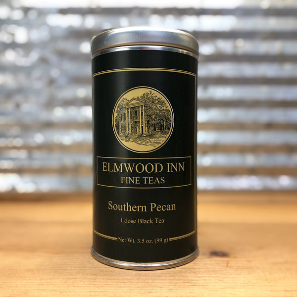 Elmwood Inn Fine Tea - Southern Pecan - Black