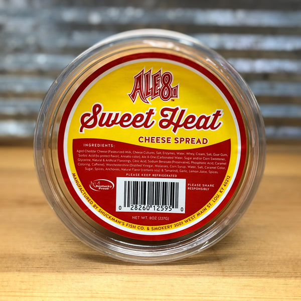 Ale8 Sweet Heat Cheese Spread