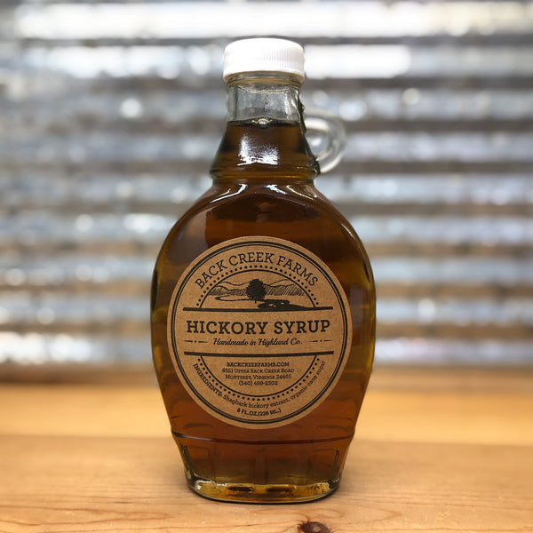 Back Creek Farms Hickory Syrup