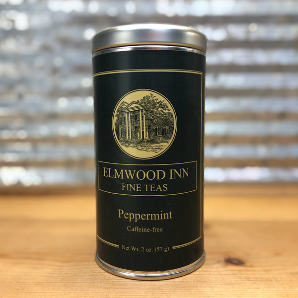 Elmwood Inn Fine Tea - Peppermint - Herbal Caffeine Free