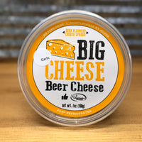 Big Cheese Beer Cheese Garlic