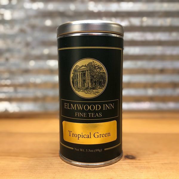Elmwood Inn Fine Tea - Tropical - Green
