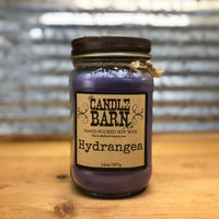 Candle Barn Hydrangea Candle 14oz