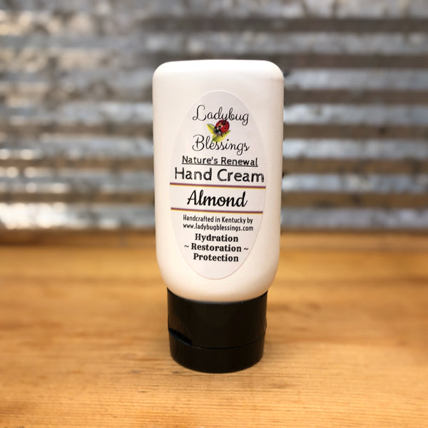 Ladybug Blessings Almond Hand Cream