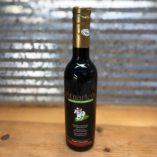 Stuarto's Dark Chocolate Balsamic Vinegar
