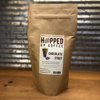 Hopped Up Chocolate Stout Ground Coffee
