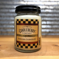 Candleberry Buttercream Snickerdoodle Candle 26oz