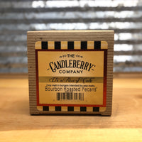 Candleberry Bourbon Roasted Pecans Tart