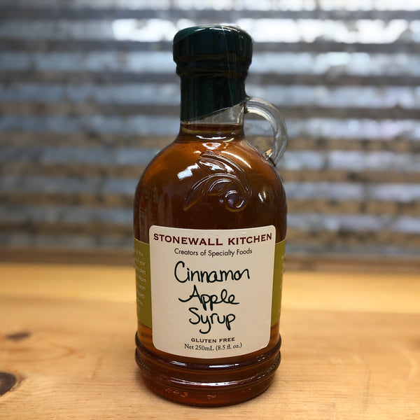 Stonewall Kitchen Cinnamon Apple Syrup